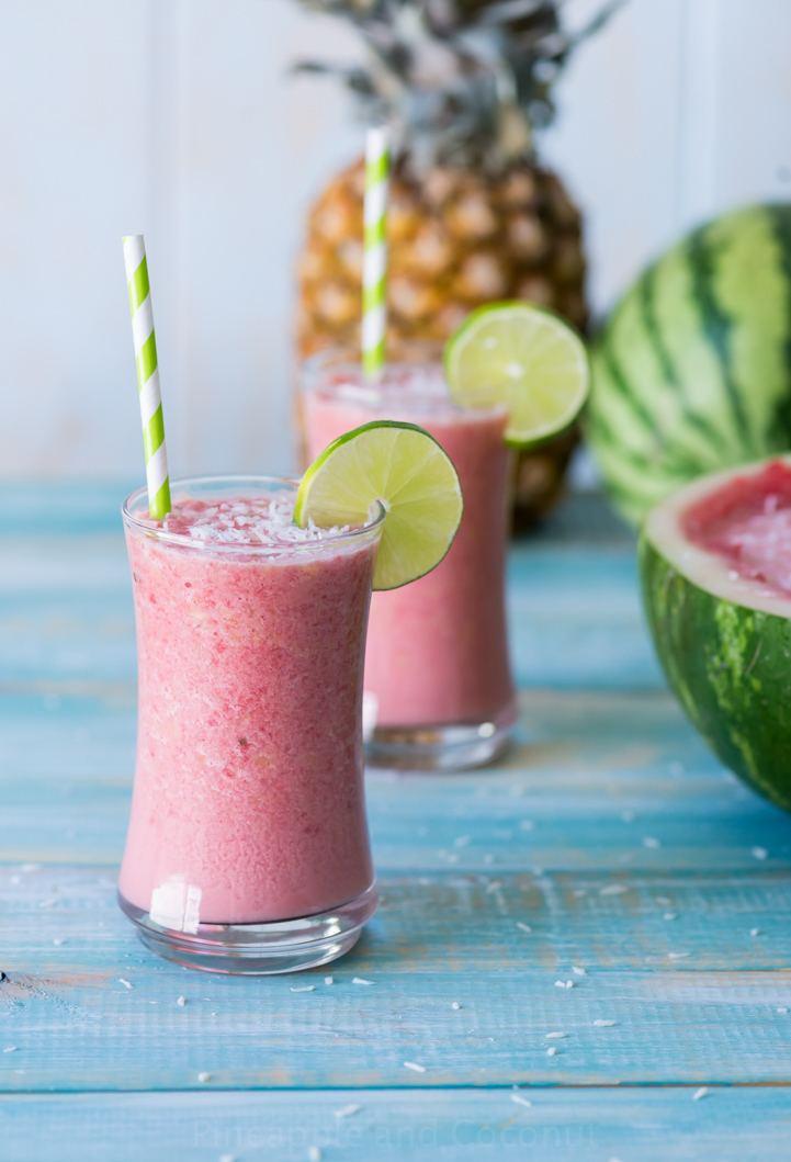'Otai Otai Tongan Watermelon Drink