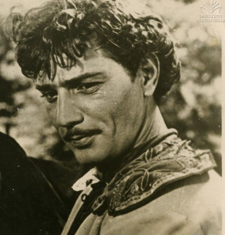 Otar Koberidze Ornella Mutis Handsome Georgian Knight Otar Koberidze