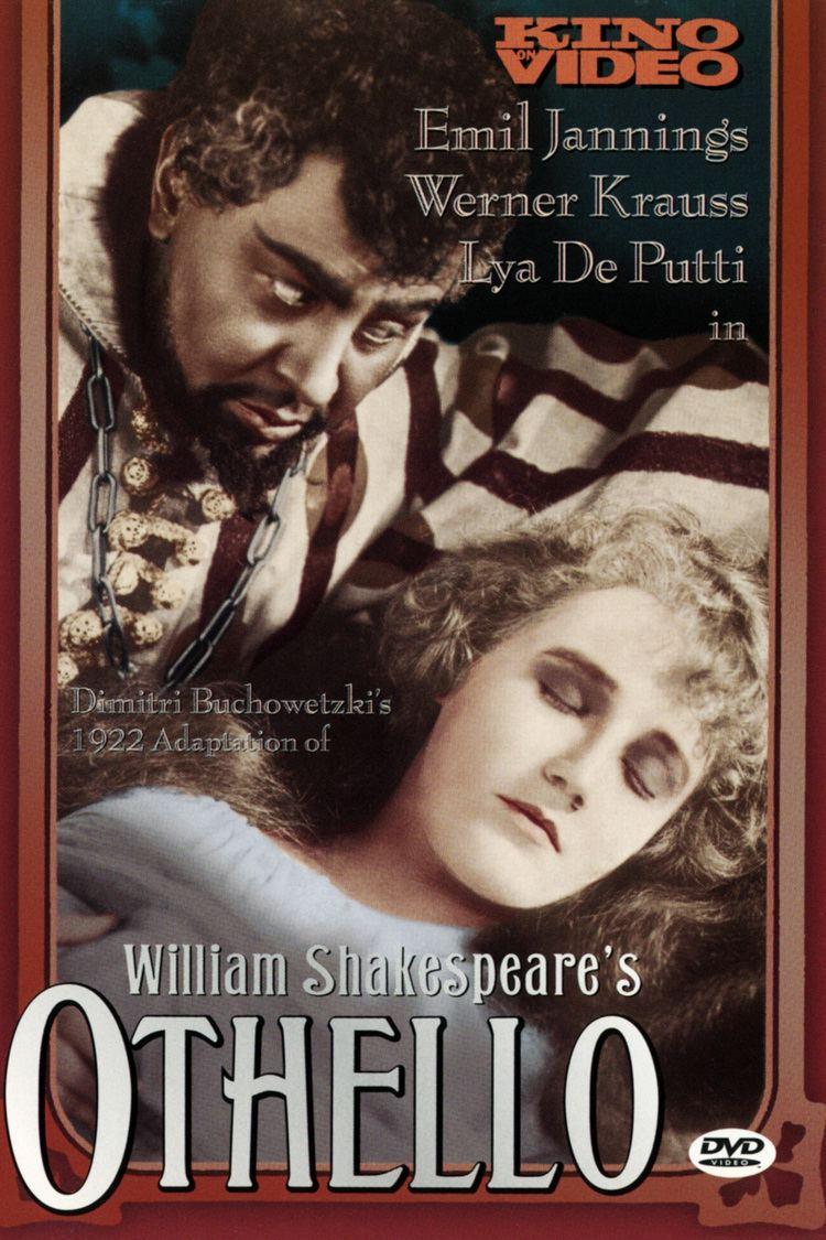 Othello (1922 film) wwwgstaticcomtvthumbdvdboxart90611p90611d