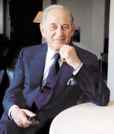 Othman Benjelloun Othman Benjellon The Workaholic Billionaire Banker