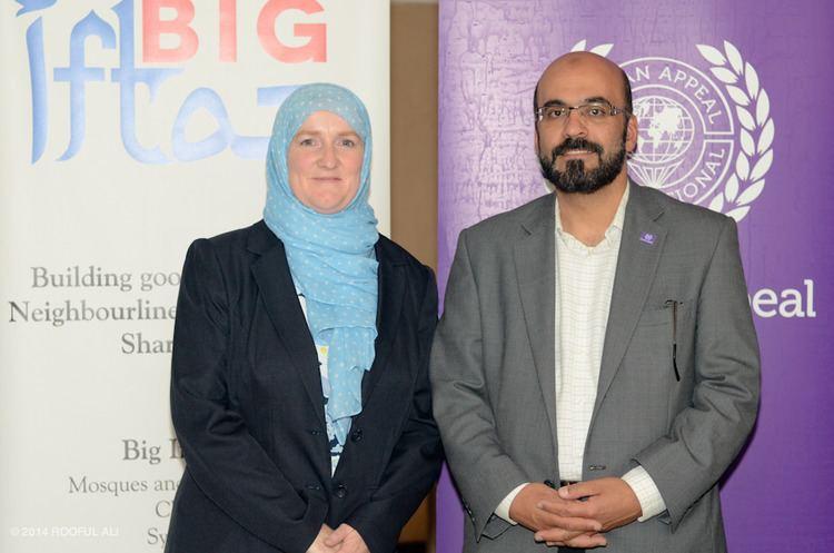 Othman Moqbel Julie Siddiqi and Othman Moqbel Big Iftar Flickr