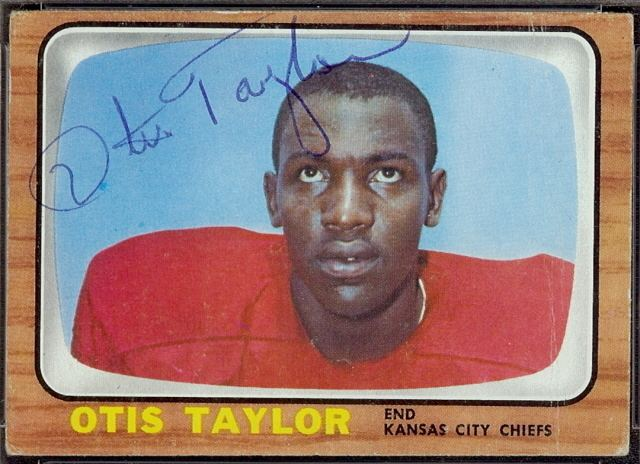 Otis Taylor (American football) Otis Taylor Tales from the AFL