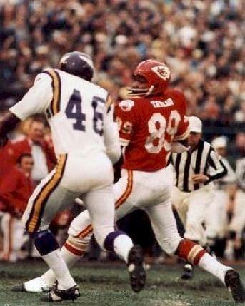 Otis Taylor (American football) Former Kansas City Chiefs WR Otis Taylor Makes it to Final
