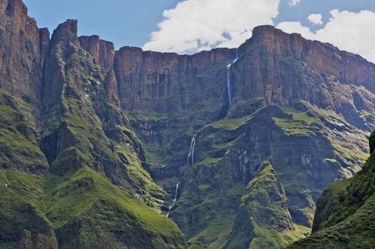 Otishi National Park Top 5 le cascate pi alte del mondo Viaggi Newscom