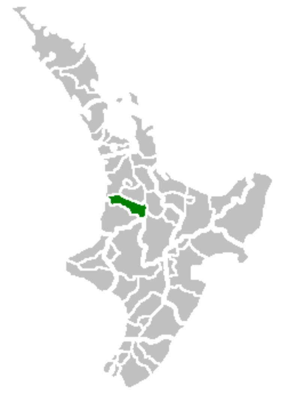 Otorohanga District