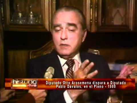 Otto Arosemena OTTO AROSEMENA DISPARA A OTRO LEGISLADOR 2mp4 YouTube