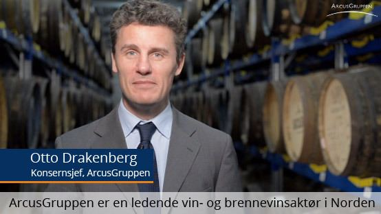 Otto Drakenberg A word from the CEO Annual Report 2014