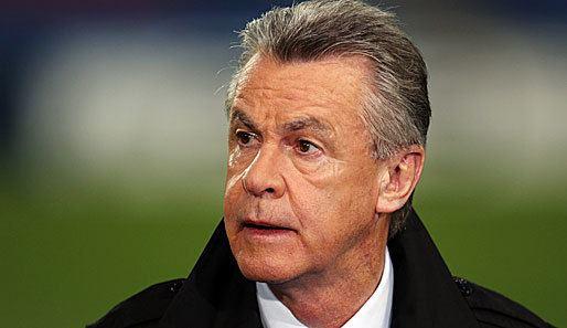 Otto Hitzfeld Nach Remis gegen Bulgarien Hitzfeld hofft auf quotWunder von