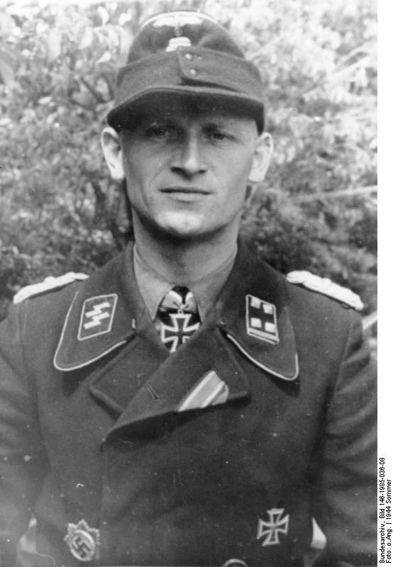 Otto Meyer (SS officer)
