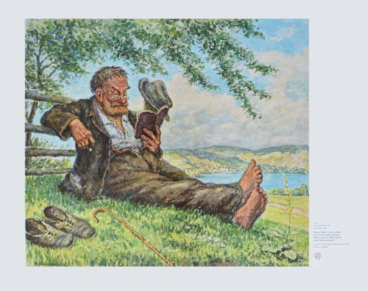 Otto Quante Otto Quante Fern vom Alltag Poster Kunstdruck bei Germanpostersde