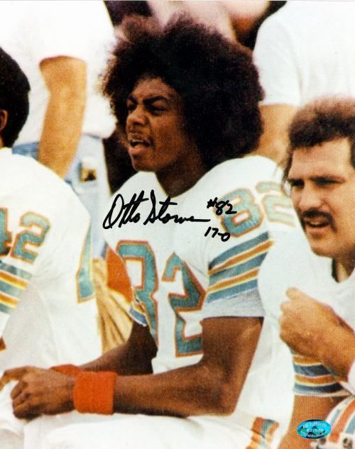 Otto Stowe The Miami Dolphins Otto Stowe another piece of that PERFECT