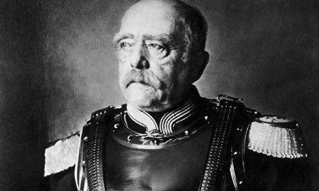 Otto von Bismarck Bismarck A Life by Jonathan Steinberg review Books