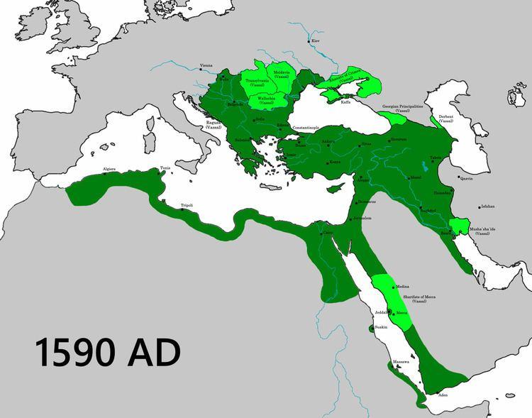 Ottoman Empire History of the Ottoman Empire Wikipedia