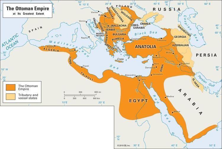 Ottoman Empire Ottoman Empire Britannicacom