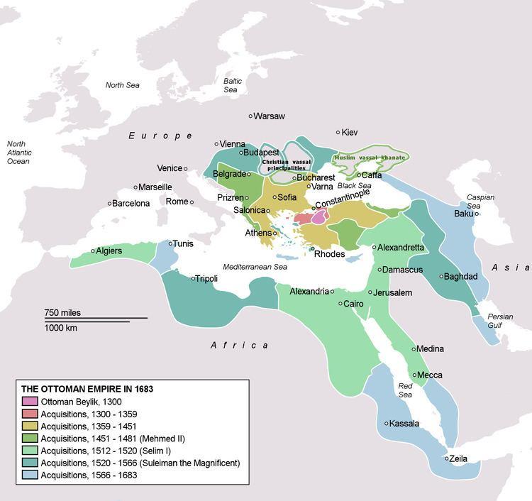 Ottoman Empire WikipediaWikiProject Ottoman Empire Wikipedia