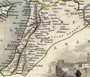 Ottoman Syria Ottoman Syria