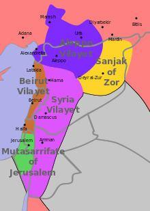 Ottoman Syria Ottoman Syria Wikipedia