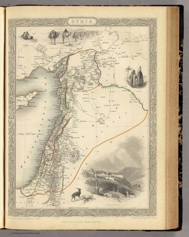 Ottoman Syria Syria region Wikiwand