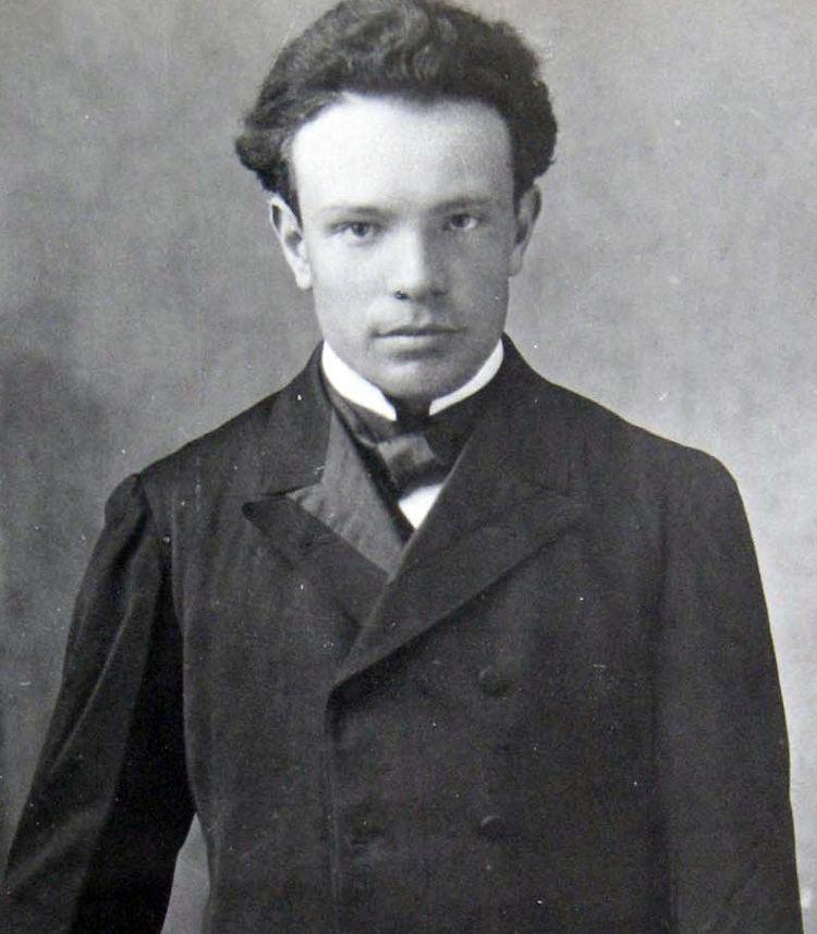 Ottorino Respighi FileOttorino Respighi in 1903jpg Wikipedia the free
