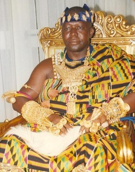 Otumfuo Nana Osei Tutu II EgyptSearch Forums African Kings and Queens and world