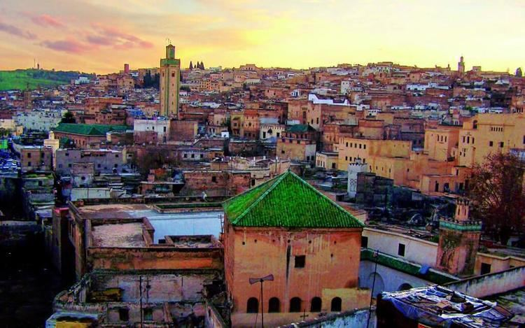 Oujda in the past, History of Oujda