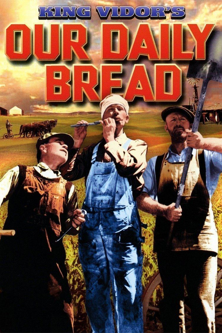 Our Daily Bread (1934 film) wwwgstaticcomtvthumbmovieposters272p272pv