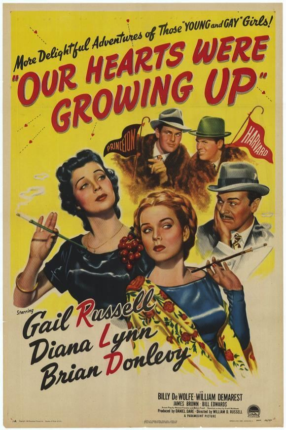 Our Hearts Were Growing Up Our Hearts Were Growing Up Movie Posters From Movie Poster Shop