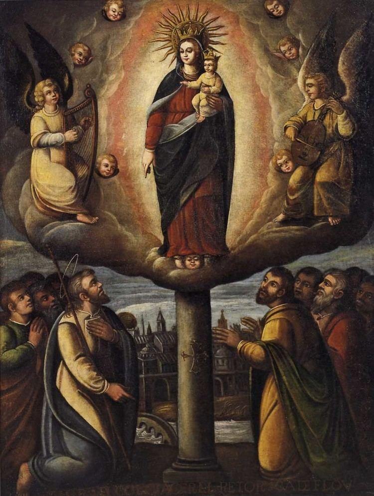 Our Lady of the Pillar wwwcatholiccompanycomgetfedwpcontentuploads