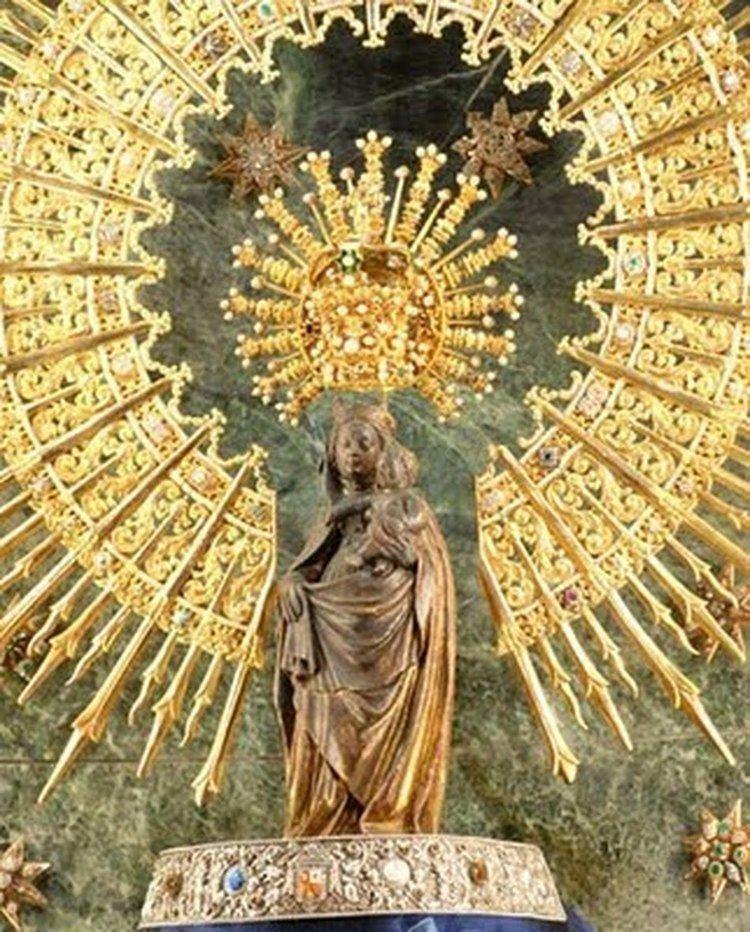 Our Lady of the Pillar Our Lady of The Pillar I LOVE INA PENAFRANCIA