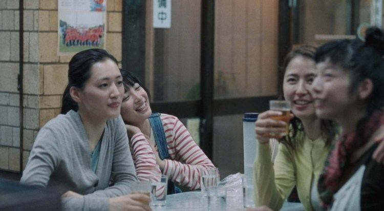 Our Little Sister Our Little Sister Trailer Fuji TV Official YouTube