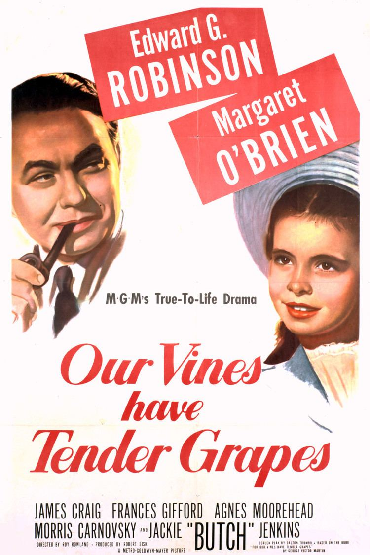 Our Vines Have Tender Grapes wwwgstaticcomtvthumbmovieposters6699p6699p