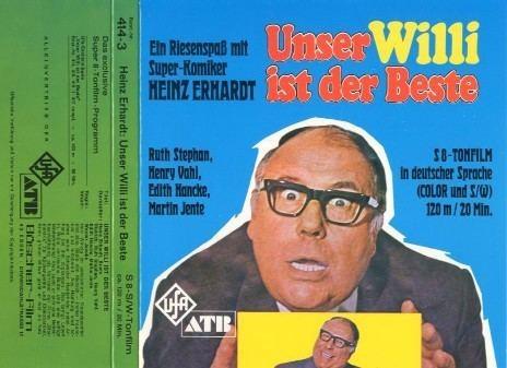 Our Willi Is the Best Unser Willi ist der Beste