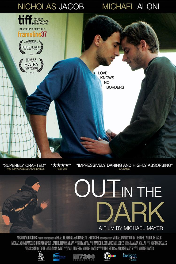Out in the Dark wwwgstaticcomtvthumbmovieposters9817130p981