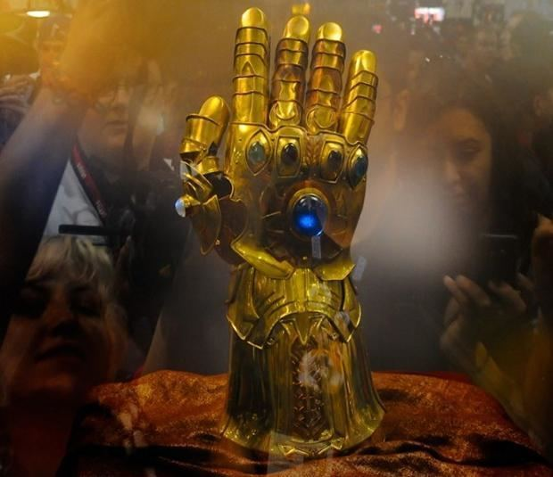 Out of the Ether movie scenes While the comic versions of the Infinity Stones are literal gems it seems that the Marvel Cinematic Universe is representing them in a slightly more