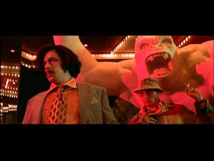 Out of the Ether movie scenes Fav Movie Scenes Duke and Gonzo under the effects of ether Fear and Loathing in Las Vegas