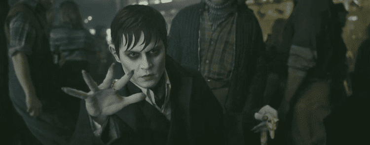 Out of the Shadows (film) movie scenes Tim Burton s Dark Shadows barely slipped out of PopcornMonster com s Top 10 Movies to See This Summer list but it is nevertheless still on my radar
