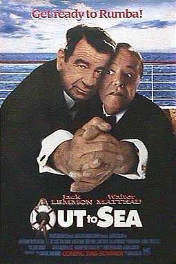 Out to Sea movie poster