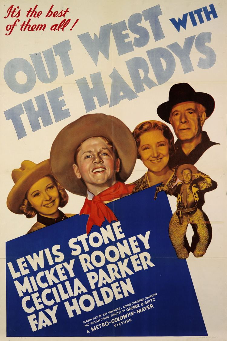 Out West with the Hardys wwwgstaticcomtvthumbmovieposters39162p39162