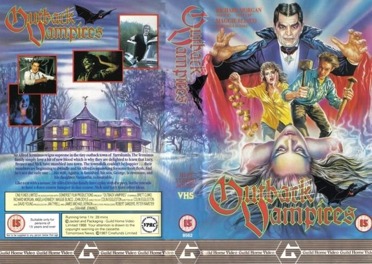 Outback Vampires Outback Vampires 1987 aka The Wicked Tomorrows News