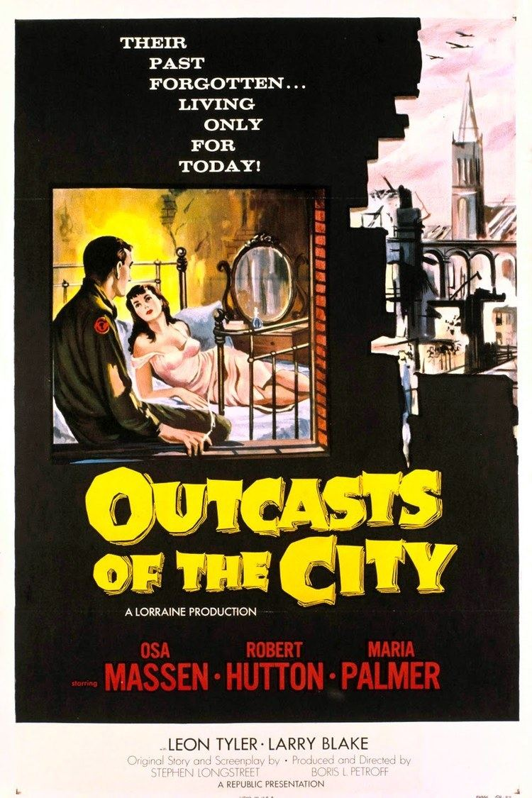 Outcasts of the City wwwgstaticcomtvthumbmovieposters49334p49334