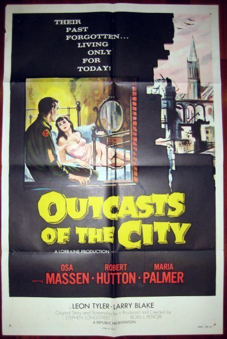 Outcasts of the City Silver Screen Collectibles Products Outcasts of the City One