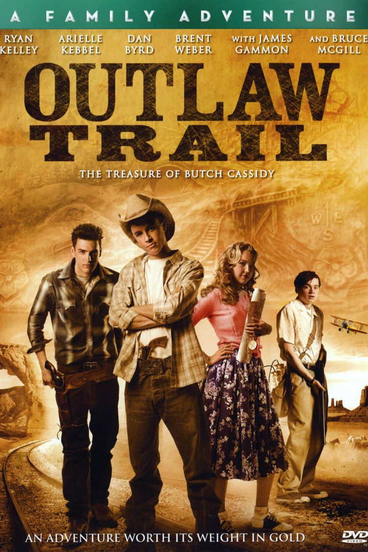 Outlaw Trail: The Treasure of Butch Cassidy wwwgstaticcomtvthumbdvdboxart177551p177551
