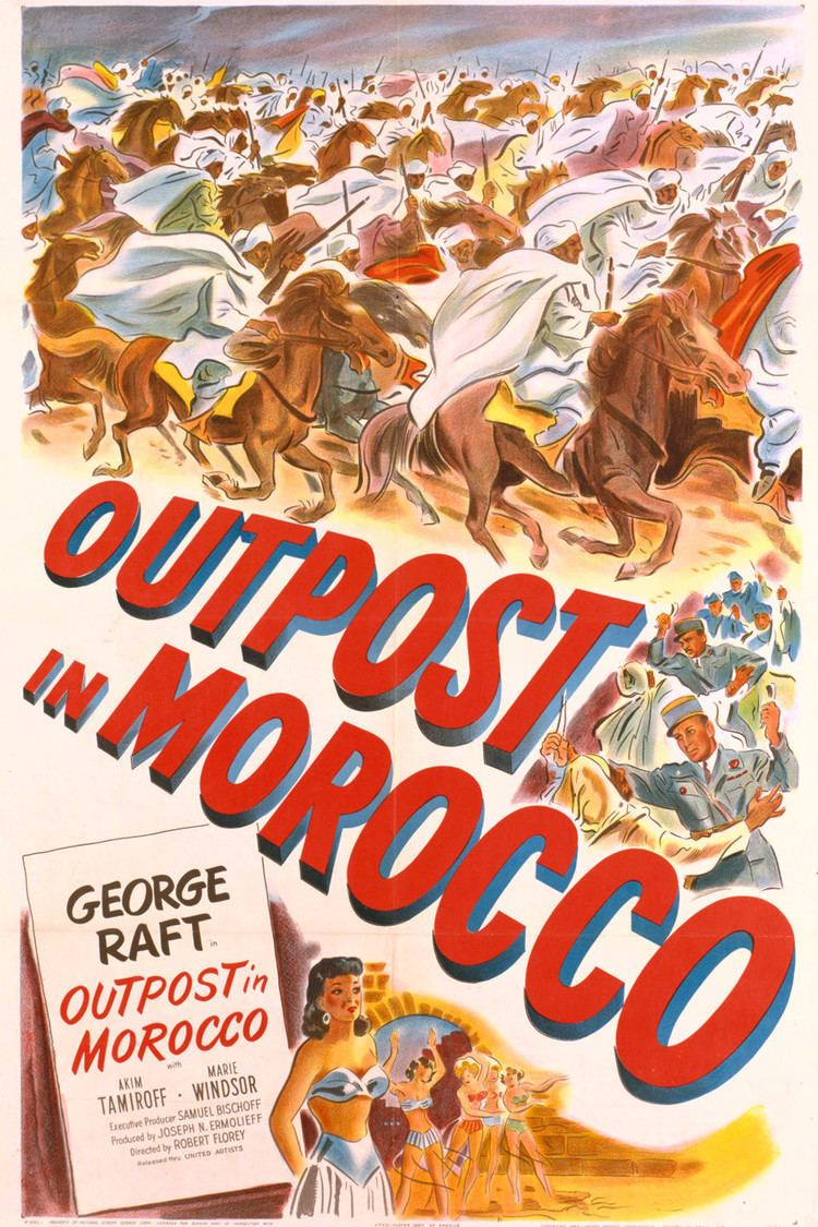 Outpost in Morocco wwwgstaticcomtvthumbmovieposters8346p8346p