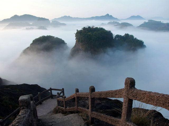 Image result for Wuyishan, Fujian