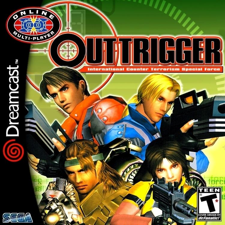 Outtrigger Download Outtrigger Rom