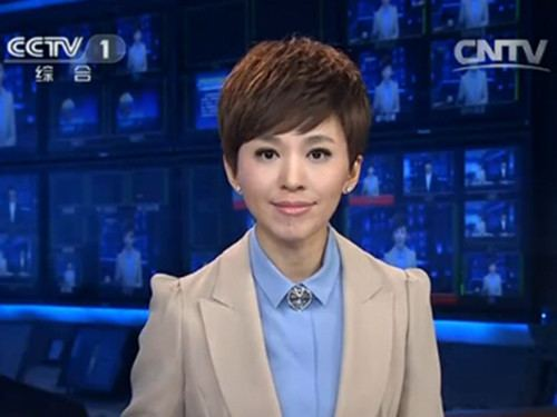 Ouyang Xiadan Chinas TV Host Ouyang Xiadan Detail Is the Key of Success All