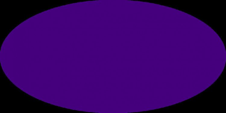 Oval Purple Oval Clipart