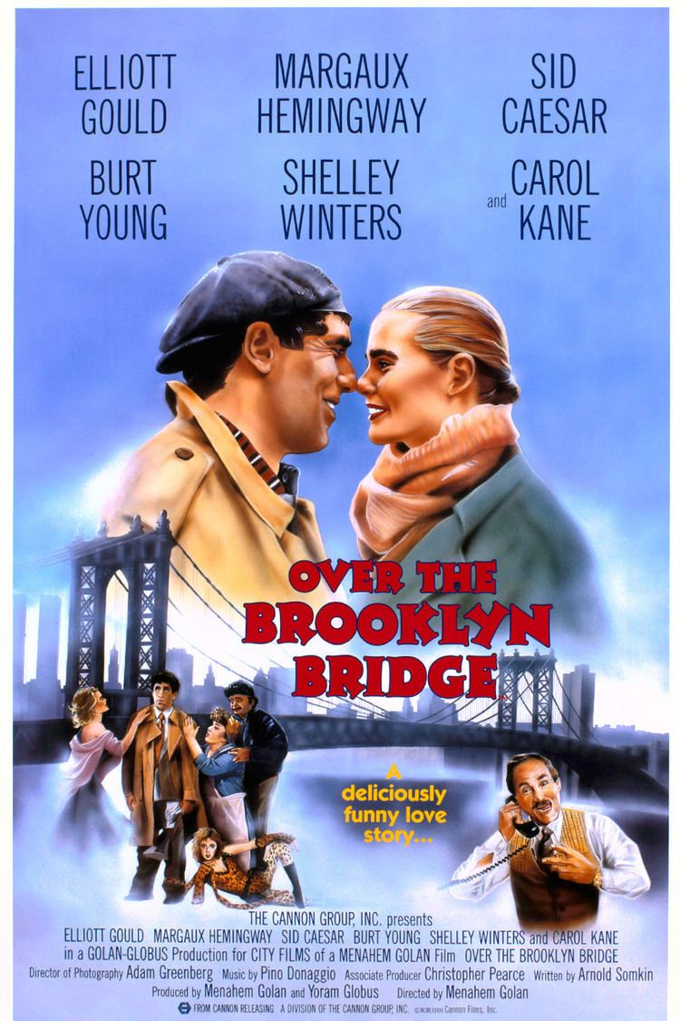 Over the Brooklyn Bridge wwwgstaticcomtvthumbmovieposters8189p8189p