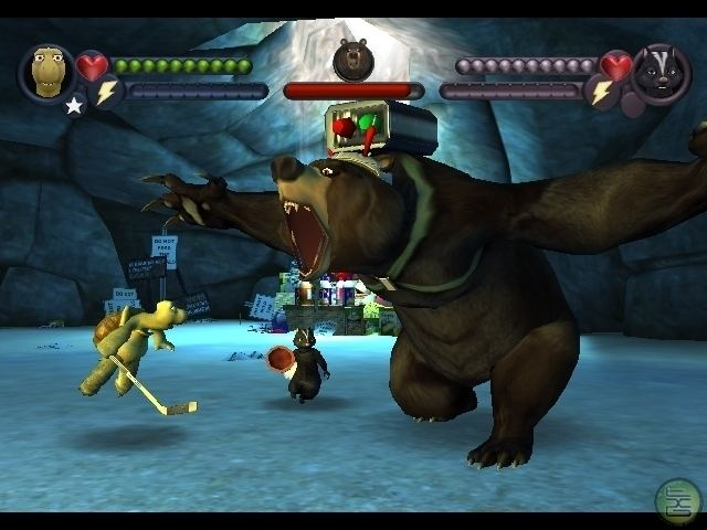 Over the hedge (ds game) wikipedia.
