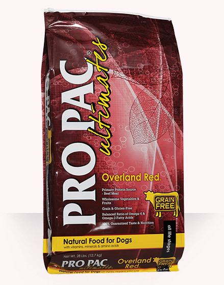 Overland Red Overland Red PRO PAC Ultimates